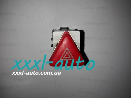 Кнопка аварійки Skoda Fabia 6Y0 953 235