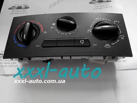 Блок управління пічкою (перемикач, регулятор обігрівача) Fiat Scudo 1497443898