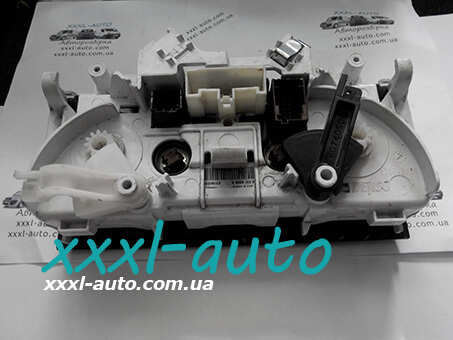 Блок управління пічкою (перемикач, регулятор обігрівача) Fiat Scudo New