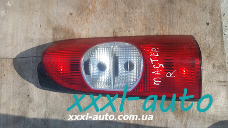 Задній правий фонар Renault Master 2003-2010