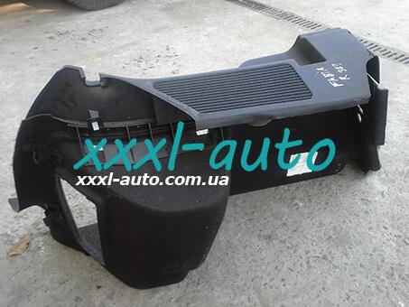 Обшивка багажника права Skoda Fabia Combi 1999-2007