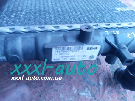 Радіатор охолодження Skoda Fabia 6J0-121-253-J