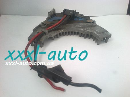 Регулятор вентилятора пічки 4 виходи (реостат) Fiat Scudo 9140010334