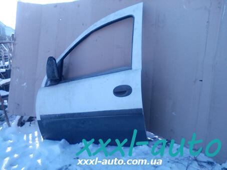 Дверка передня ліва Опель Комбо Ц 2001-2011