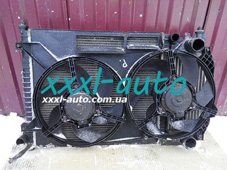 Комплект з радіаторів з дифузором фрілендер