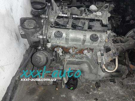 Двигун Шкода Фабія 1.2 12 клапанний 03E103373C AZQ