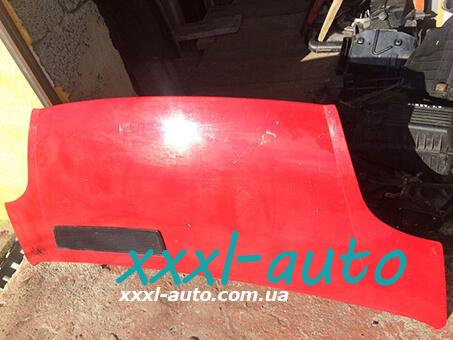 Капот (червоного кольору)Renault Trafic 7751474890