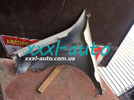 Крило переднє праве Fiat Doblo 51754845 Львів
