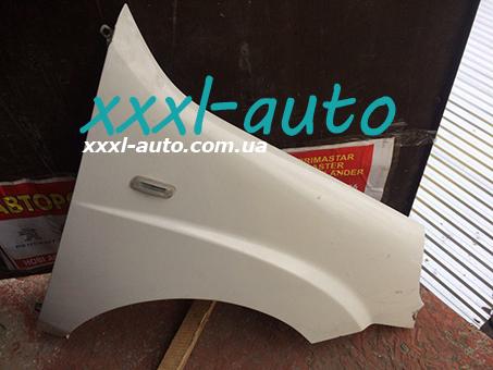 Крило переднє праве Fiat Doblo 51754845