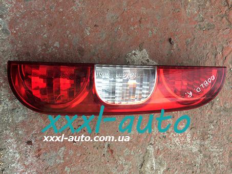 Ліхтар задній правий Fiat Doblo 51755144