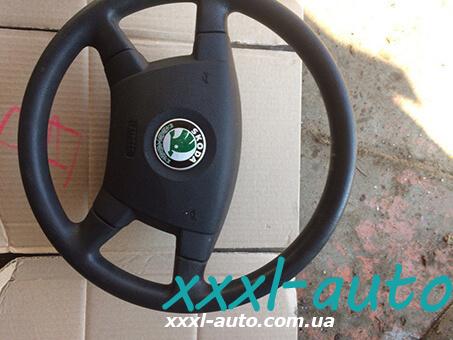 Руль AIR BAG для Skoda Fabia 1999-2007