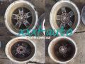 Титанові диски Skoda Fabia R14