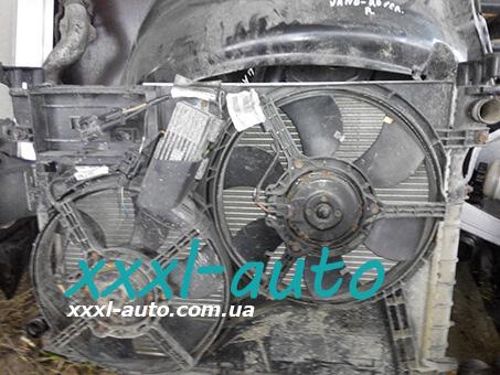 Вентилятор радіатора для Land Rover Freelander 1997-2006