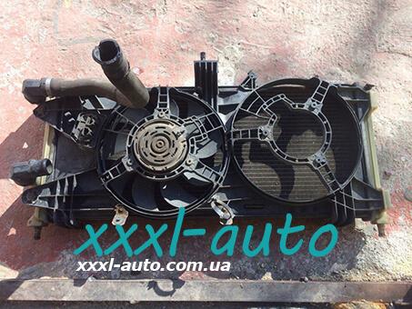 Дифузор вентилятора Fiat Doblo 1.9 51755589