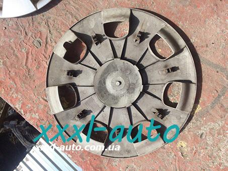 Ковпаки на диски Skoda Fabia R15