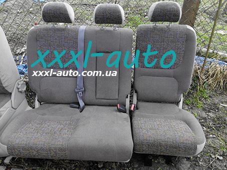Сидіння задні Land Rover Freelander 1