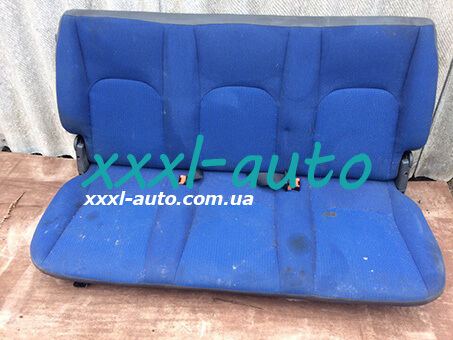 Задній диван Fiat Doblo 2000-2009