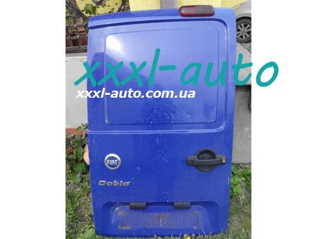 Дверка задня ліва глуха Fiat Doblo 2005-2009
