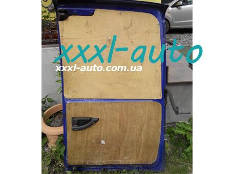 Двері задні ліві Fiat Doblo 2000-2005