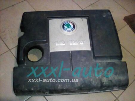 Корпус повітряного фільтру Skoda Fabia 1999-2006