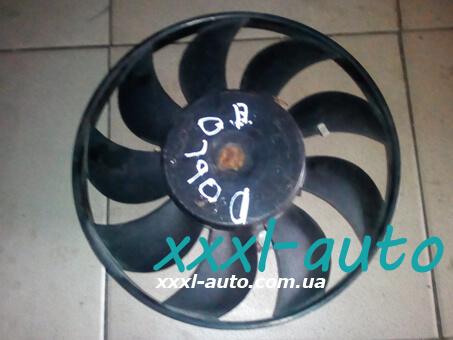 Вентилятор радіатора Fiat Doblo 1.3 Mjet