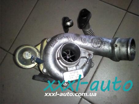 Купити турбіну на Fiat Doblo 1.9 JTD 55181245