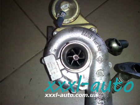 Турбіна Fiat Doblo 55181245
