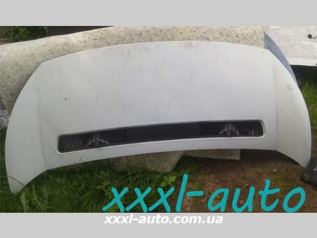Капот білий колір Fiat Scudo 1400340888