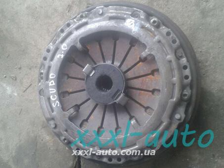 Комплект зчеплення (демферне) Fiat Scudo 2.0 HDI