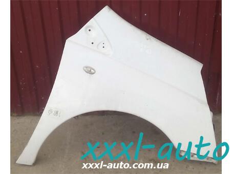 Крило переднє праве білого кольору Fiat Scudo 1400341788