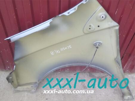 Крило переднє праве cірий колір Peugeot Expert 1400341788 Львів