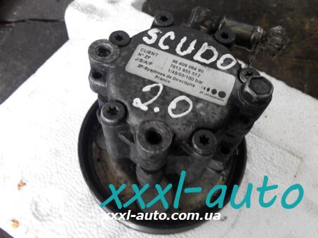 Насос гідропідсилювача (ГУР) Fiat Scudo 2004-2006 9640906480