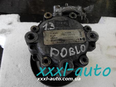 Насос гідропідсилювача керма (ГУР) Fiat Doblo 51729535