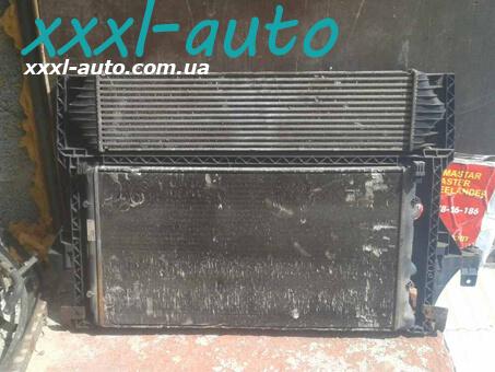 Радіатор охолодження Renault Master 7701046209 2003-2008