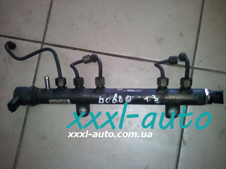 Топливна рейка Fiat Doblo 55200517 Bosch