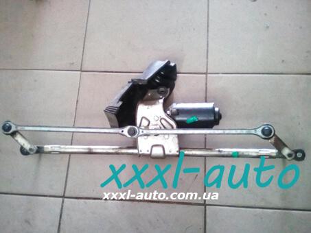 Трапеція двірників без моторчика Fiat Doblo 46804975