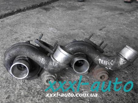 Турбіна Renault Trafic 2.5 8200184484