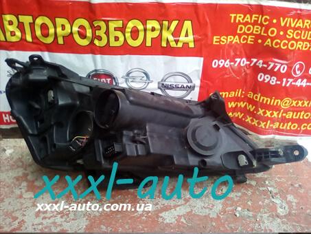 Фара передня ліва Citroen Jumpy з 2007 1400455580