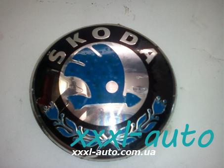 Значок (емблема)Skoda Fabia 1999-2007