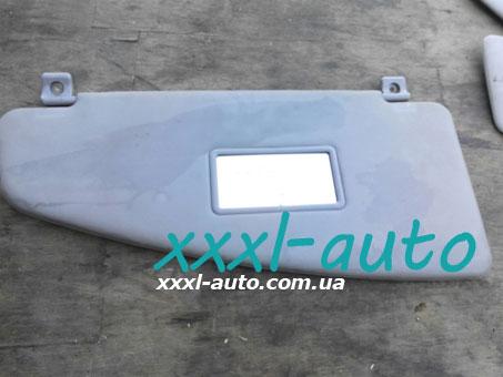 Козирок сонцезахисний лівий Fiat Doblo 2005-2009