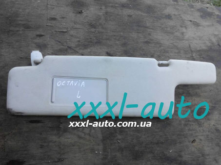 Козирок сонцезахисний лівий Skoda Octavia 6Y1857551PX14