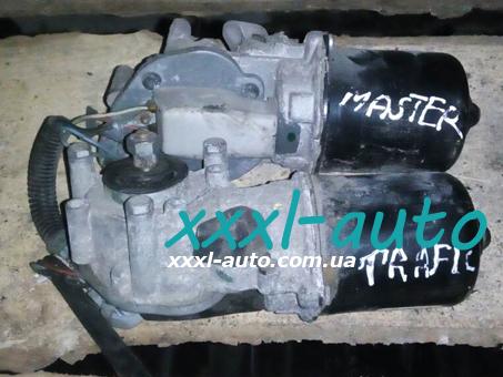 Моторчик склоочисника (електродвигун двірників) Renault Trafic 7701055893