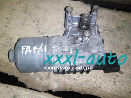 Моторчик склоочисника передній для Skoda Fabia 1999-2007 6Q1955119A