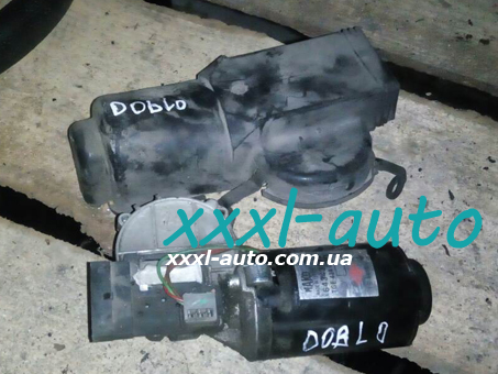 Моторчик склоочисника Fiat Doblo 64343498 2000-2009
