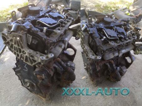 Двигатель на Renault Trafic 2.0 dci Львів