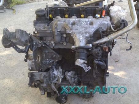Двигун без навісного (мотор 16 клапанів) Fiat Scudo 2.0