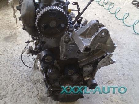 Двигун (мотор) без навісного Fiat Scudo 2.0 jtd