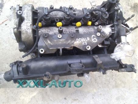 Двигун (мотор) Fiat Doblo 1.3 jtd 2000-2005