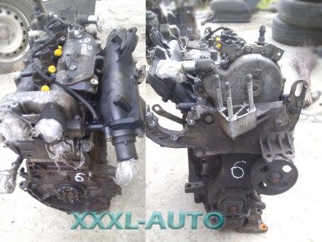 Двигун (мотор) Fiat Doblo 1.3 jtd 2005-2009