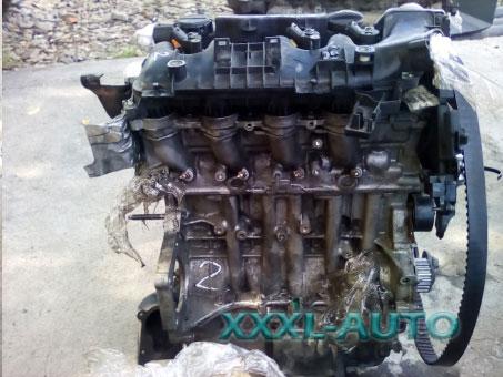 Мотор без навісного (8 клапанів) Fiat Scudo 9H06 10JBEM